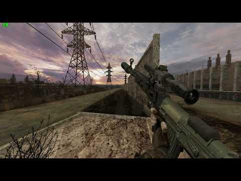 Мизери 2.2.1.Снайпер.Наймы на СПО.(фрапс)