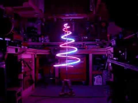LED Christmas Tree with Dream Color 5050 RGB 6803 lights