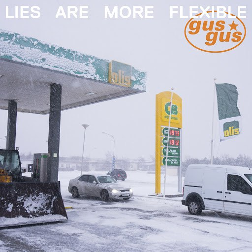 GusGus альбом Lies Are More Flexible