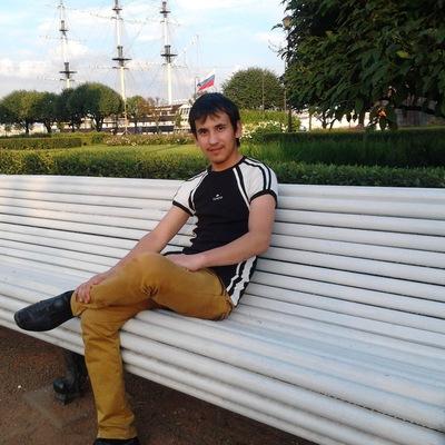 Азик Мусаев, 8 декабря 1994, Санкт-Петербург, id218259033