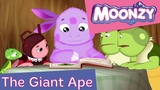 MOONZY (Luntik) - The Giant Ape (HD)