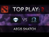 Dota 2 TI4 Top Play - MVP vs Liquid - Aegis Snatch Dota 2 TI4 Top Play - MVP vs Liquid - Aegis Snatch