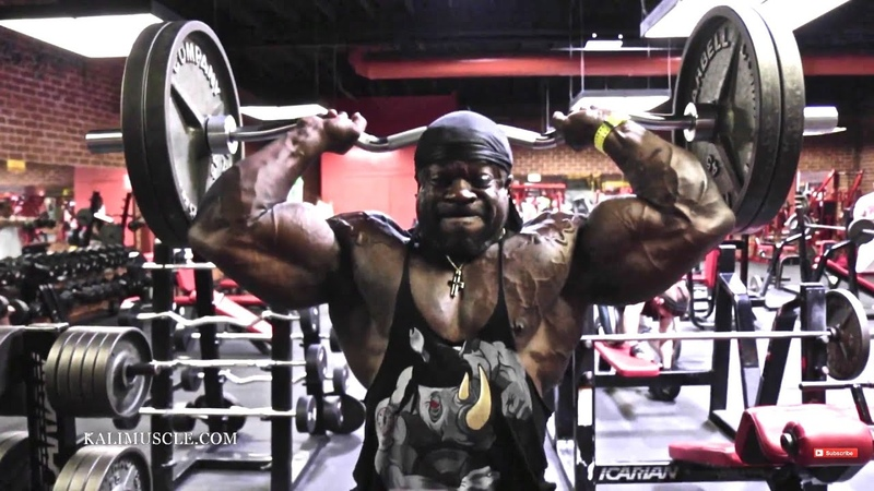 BIG TRICEPS (Strong As An African Rhino) | Kali Muscle