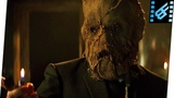 Scarecrow Beats Batman Batman Begins (2005) Movie Clip