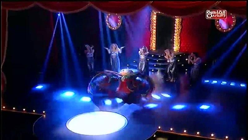 رقصة أوكسانا فى الراقصة The Belly Dancer على القاهرة_160