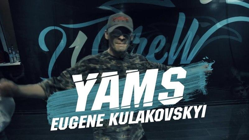 StarRo - YAMS | ПУШЕЧНЫЕ МК UA21 | Eugene Kulakovskyi