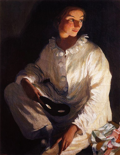 Зинаида Серебрякова (12 декабря 1884-1967) Я не думала никогда о стиле моих вещей, но думаю, что увлеченье мое безмерное великими мастерами имело, конечно, влияние на меня. Современники не
