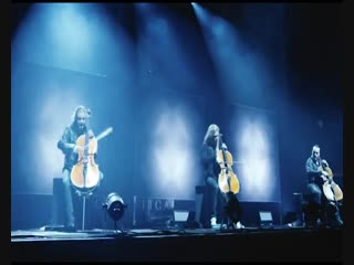 Apocalyptica - plays metallica by four cellos - a live performance (2018)