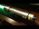 Star Wars Kit Fisto Force-FX Lightsaber Review and Comparison w Seoul P4, Rebel Star, &amp Hyperblade