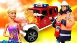 Мультик Барби - Кен и Кевин ищут Барби. Мультики для детей ToyClub