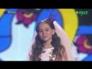 Финалистка проекта Голос дети Эвелина Большакова в Рудном