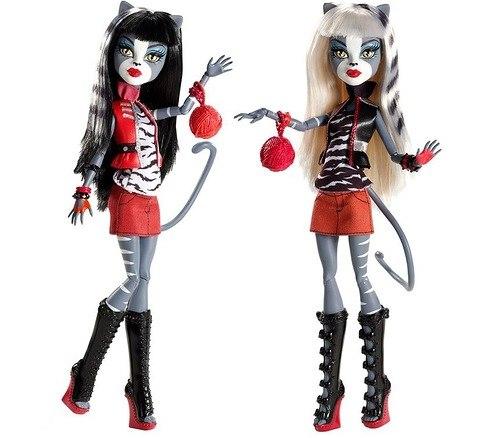 монстр хай куклы для мальчиков