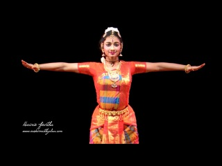 Sridevi Nrithyalaya - Bharatanatyam Dance - Harinie Jeevitha - Chanda Tala Alarippu