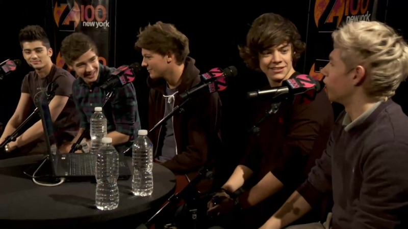 One direction @z100 ny (full) (hd)