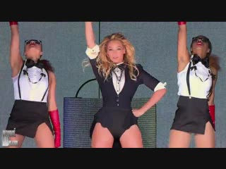 Beyonce - Run The World (Girls) (Live at Oprah Winfrey Final Show)