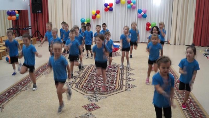 видео с фестиваля гимнастики!