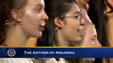 Гимн Асгардии. The Anthem of Asgardia