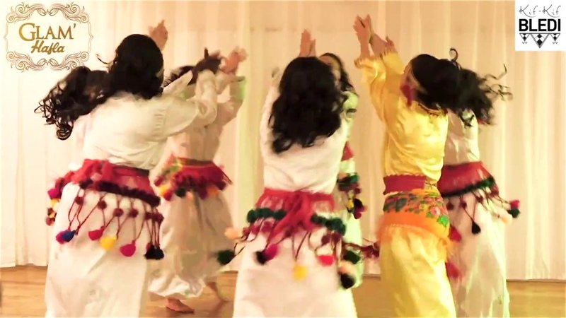 Troupe Kif Kif Bledi Inspirations Amazigh Chleuh et Ahwach Maroc