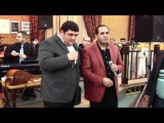 Manaf Agayev & Ashiq Eli-Ata seygahi(Sheki toyu deyiwme)