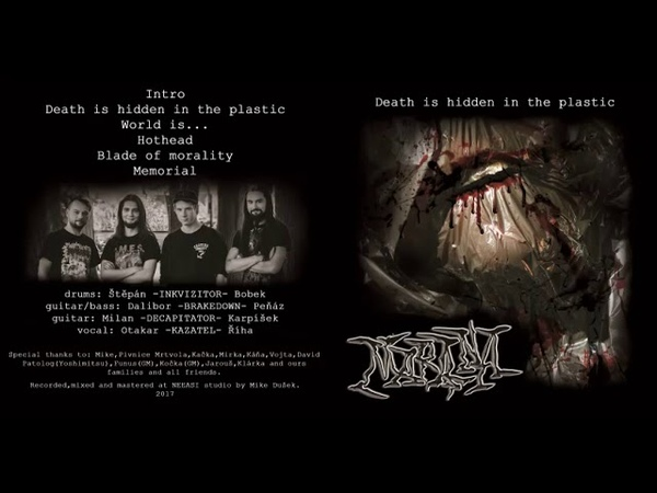Marana - Death is Hidden in the plastic