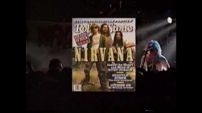Nirvana - 91-09-23 Axis Nightclub (WFNX Birthday Bash) - Boston, MA