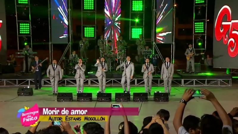 Con La Misma Moneda - Morir de Amor - Mix Chulla Vida - TV PERU (COMAS - DOMINGOS DE FIESTA 2016) (1080p_24fps_H264-128kbit_AAC)