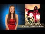Ртуть не Станет Точкой Пересечения Вселенных Людей Икс и Мстителей / Quicksilver Won't Be Used As Avengers / X-Men Crossover [HD] Rus Озвучка