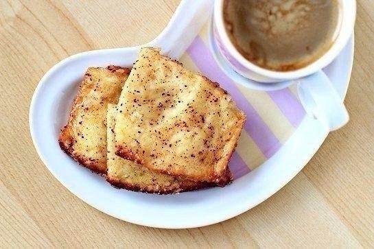 Воздушный хлеб с корицей Ингредиенты: Мука - 390 г Сахар