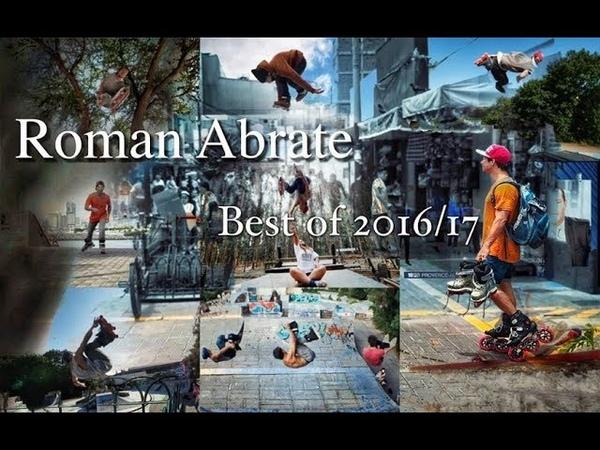 Roman Abrate - Best of 2016 /2017