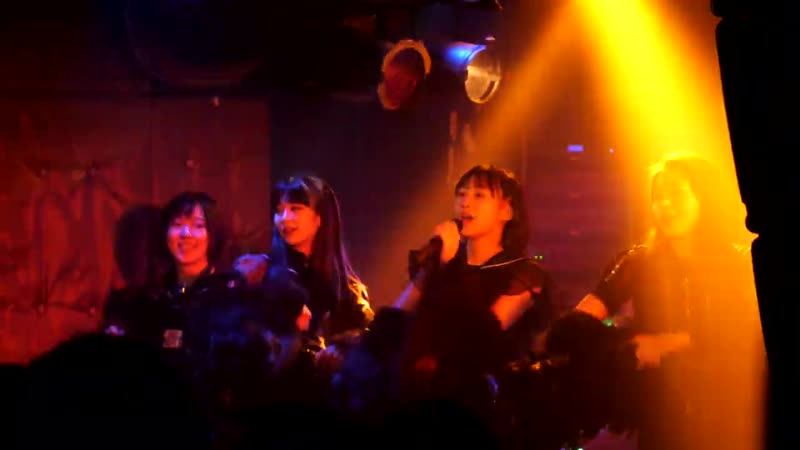 THERE THERE THERES. choir loft Vol.5 新宿LOFT 16/01/2019