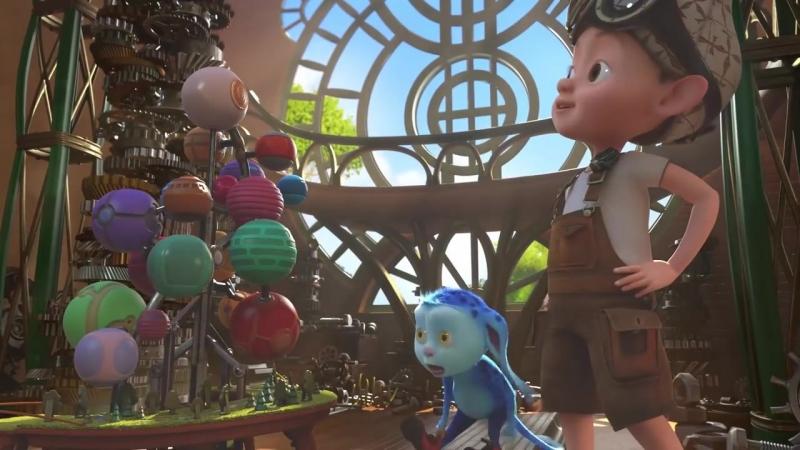 Трейлер мультфильма «Джинглики»