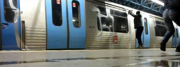 metro lisboa wholecar