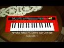 Yamaha Reface YC Demo Igor Crimean Solo 656 1