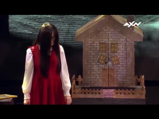 TERRIFYING TALENT! Freaky Magician GIRL Scares Judges  Audience On Asias Got Talent!