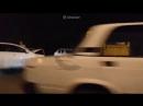 ДТП маршрутки и легковой на улице Еременко в Ростове