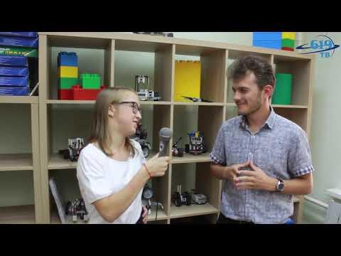 Школа №619 Телевыпуск 21 09 2018ЗарницаМакулатураРобототехника