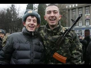 Джерелиевский о состоянии официальной украинской армии и неофициальных вооружённых формированиях