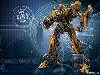 Bumblebee Transformers Wallpaper.
