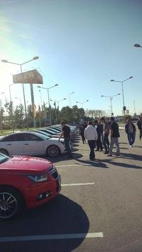 Встреча клуба Chevrolet Cruze ПИТЕР