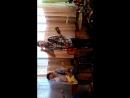 Банкет у магазина Наследник Выжанова с участием музыкальной группы ВИА Василек на базе отдыха Осинки