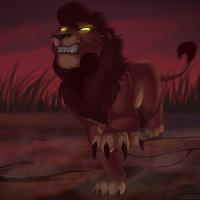 фото король лев кову