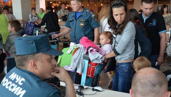 Более 35 тысяч беженцев из Украины уже размещены в Ростовской области