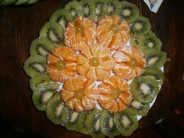 Как нарезать фрукты в домашних условиях 388