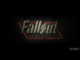Fallout: New Vegas Trailer - E3 2010