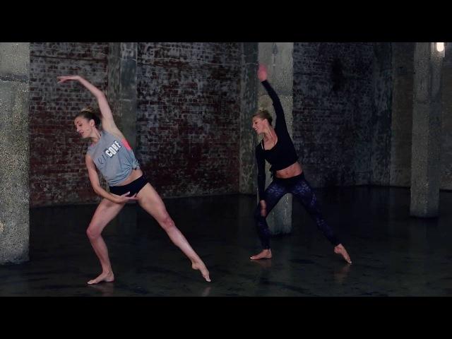 Sweaty Betty Ballet Bootcamp enCORE Workout