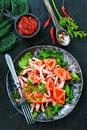 6 идей для полезных салатов