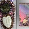 Модный  батик и украшения Галины Терешиной