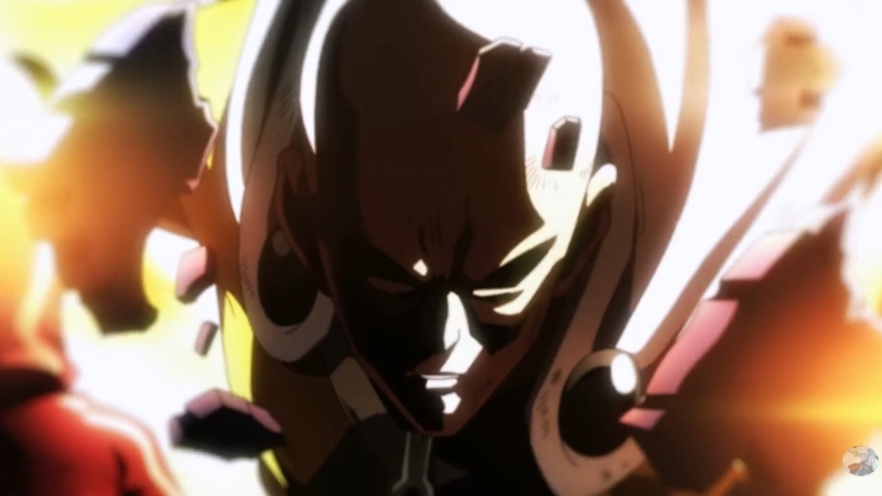 AMV - Супер Герой Ванпачмен. Аниме Ванпачмен/One-Punch Man. Песня (Bullet For My Valentine - Scream Aim Fire)