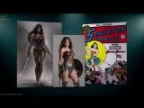 Чудо-Женщина   Фичуретка к Бэтмен против Супермена