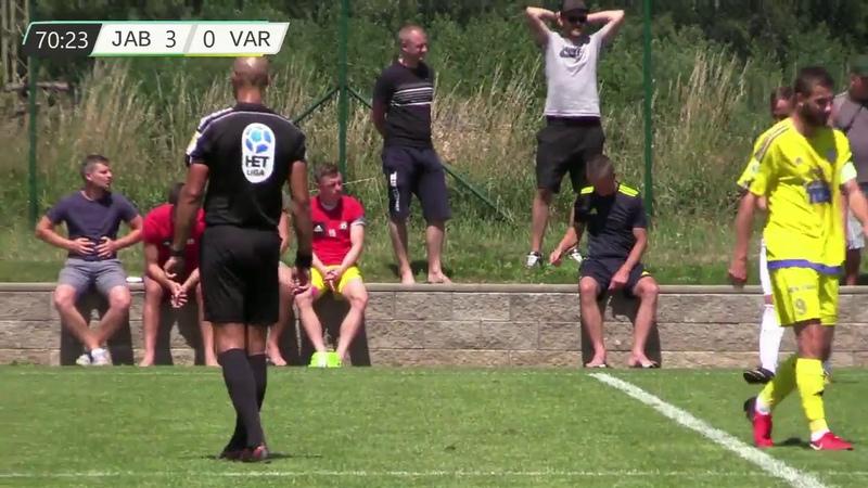ŽIVĚ: FK Jablonec - FK Varnsdorf